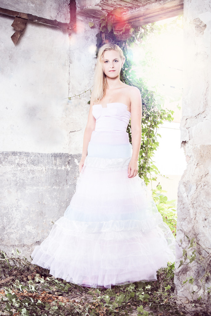tulle dress princess