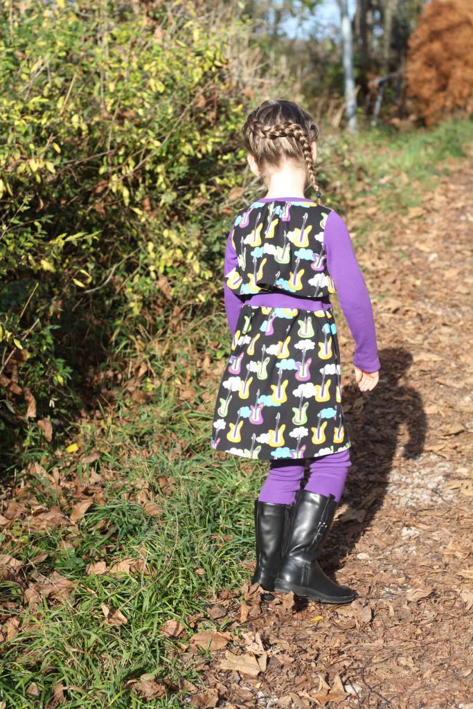 lagenlook kleidchen mädchen