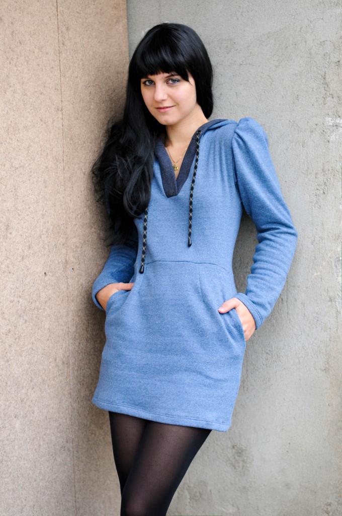 co-z dress pencil skirt hot short-2