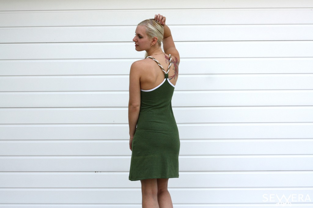 summer dress elegant sexy selfmade fashion