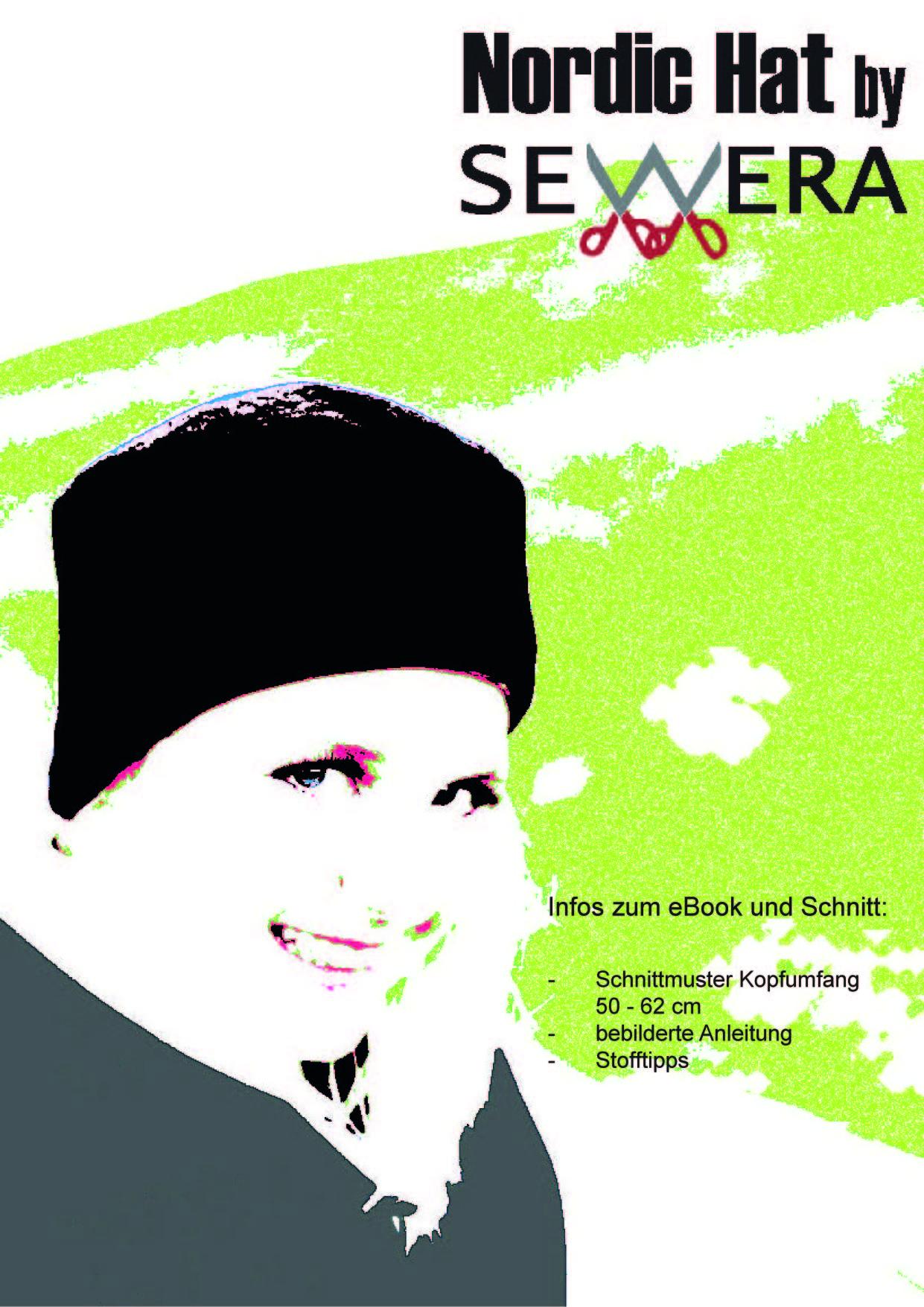 Nordic Hat Schnittmuster & Anleitung by Sewera - Sewera Fashion